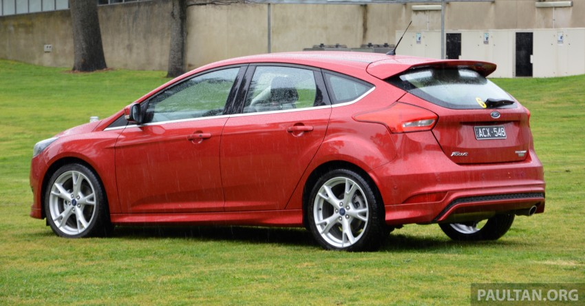DRIVEN: C346 Ford Focus 1.5L EcoBoost in Adelaide Image #377330