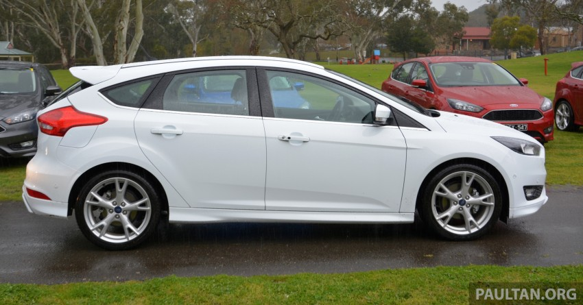 DRIVEN: C346 Ford Focus 1.5L EcoBoost in Adelaide Image #377331