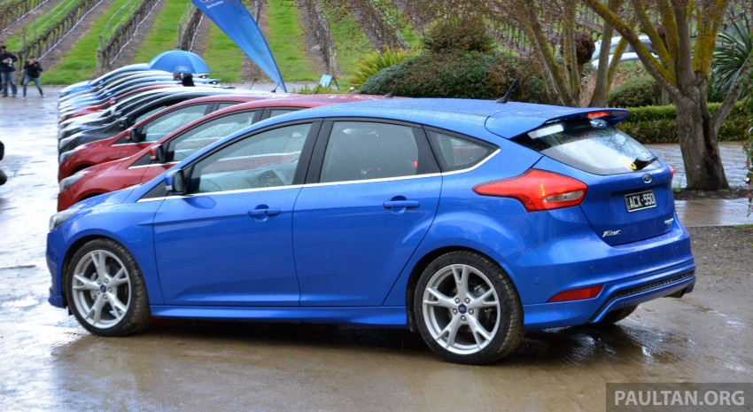 DRIVEN: C346 Ford Focus 1.5L EcoBoost in Adelaide Image #377332
