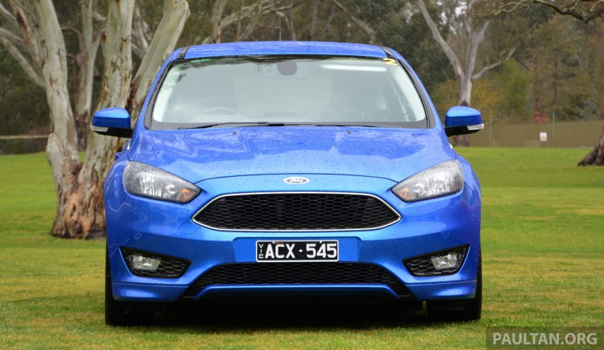 DRIVEN: C346 Ford Focus 1.5L EcoBoost in Adelaide Image #377333