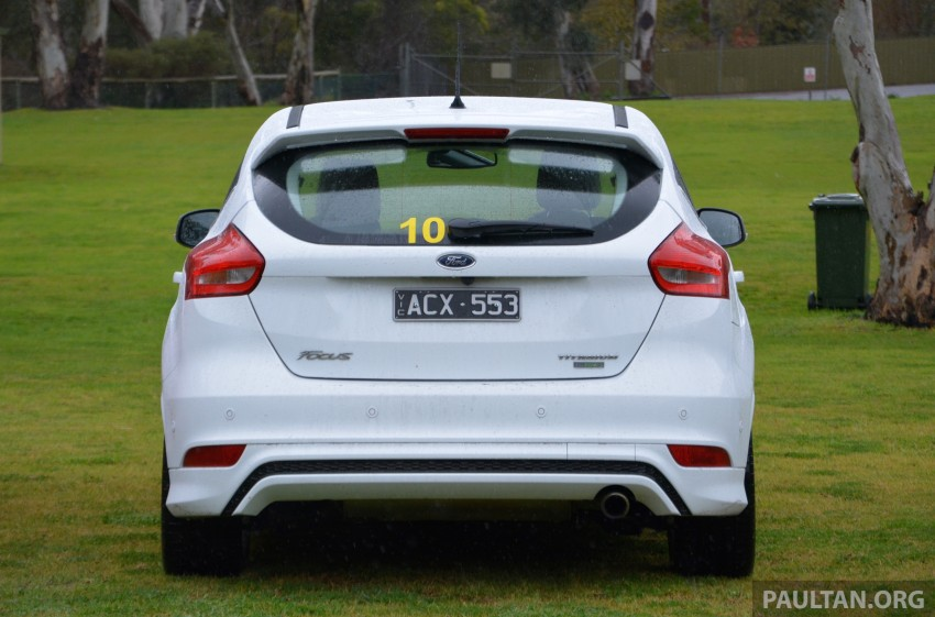 DRIVEN: C346 Ford Focus 1.5L EcoBoost in Adelaide Image #377334