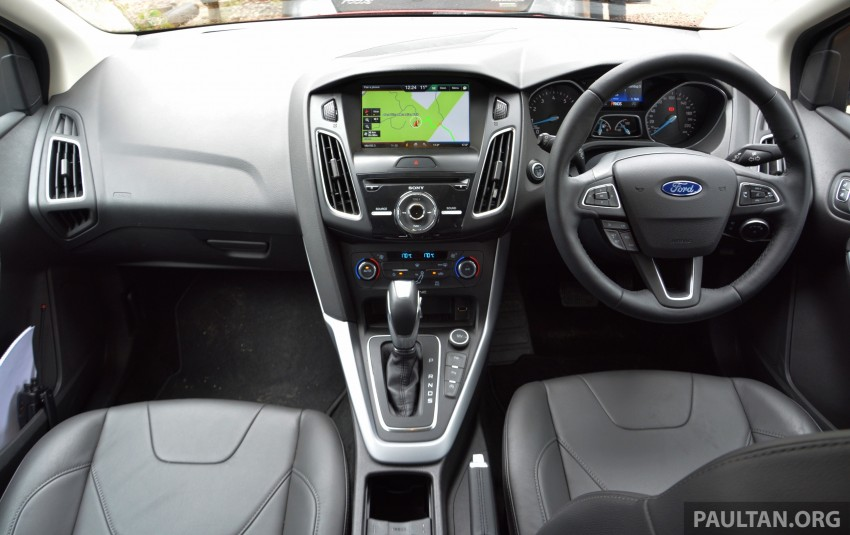DRIVEN: C346 Ford Focus 1.5L EcoBoost in Adelaide Image #377335