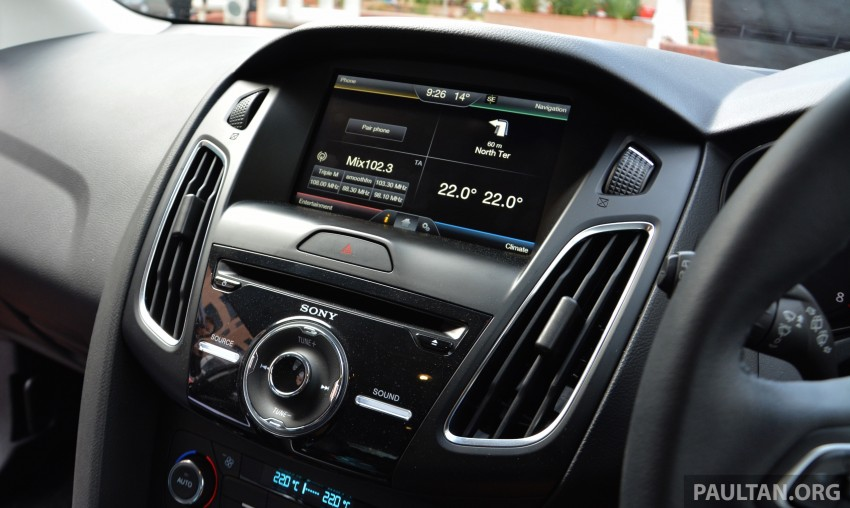 DRIVEN: C346 Ford Focus 1.5L EcoBoost in Adelaide Image #377339