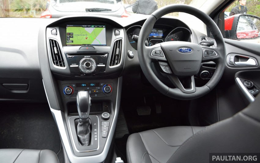 DRIVEN: C346 Ford Focus 1.5L EcoBoost in Adelaide Image #377343