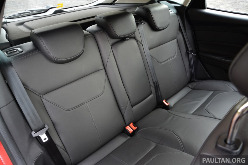 DRIVEN: C346 Ford Focus 1.5L EcoBoost in Adelaide Image #377345