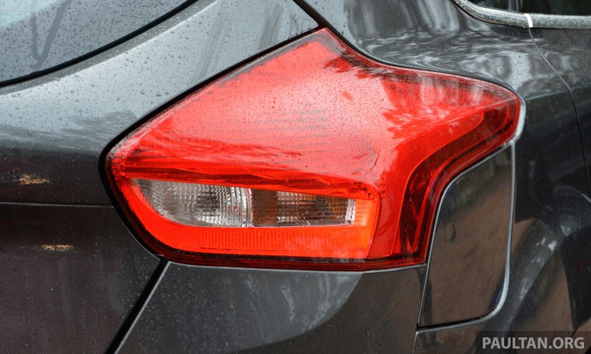 DRIVEN: C346 Ford Focus 1.5L EcoBoost in Adelaide Image #377354