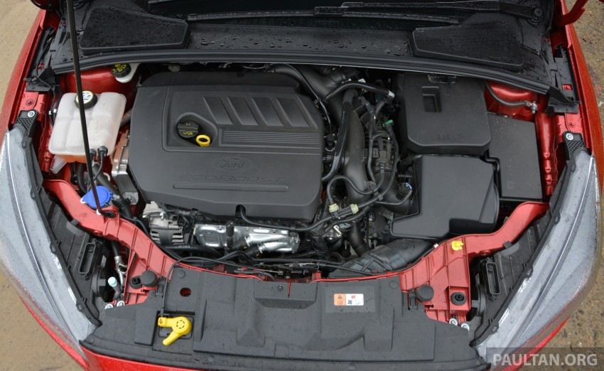 DRIVEN: C346 Ford Focus 1.5L EcoBoost in Adelaide Image #377355