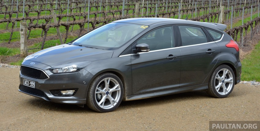 DRIVEN: C346 Ford Focus 1.5L EcoBoost in Adelaide Image #377322