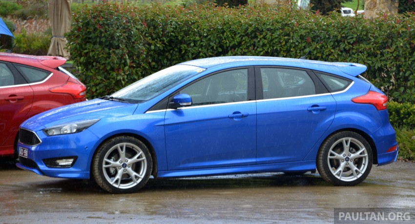 DRIVEN: C346 Ford Focus 1.5L EcoBoost in Adelaide Image #377361