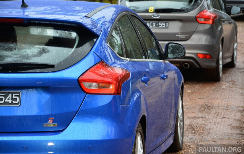 DRIVEN: C346 Ford Focus 1.5L EcoBoost in Adelaide Image #377362