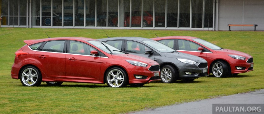 DRIVEN: C346 Ford Focus 1.5L EcoBoost in Adelaide Image #377363