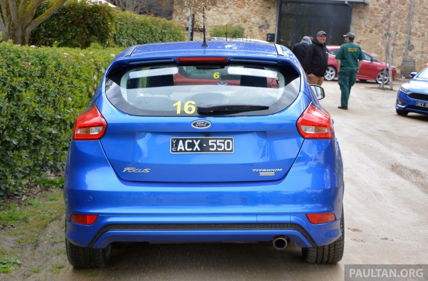 DRIVEN: C346 Ford Focus 1.5L EcoBoost in Adelaide Image #377365