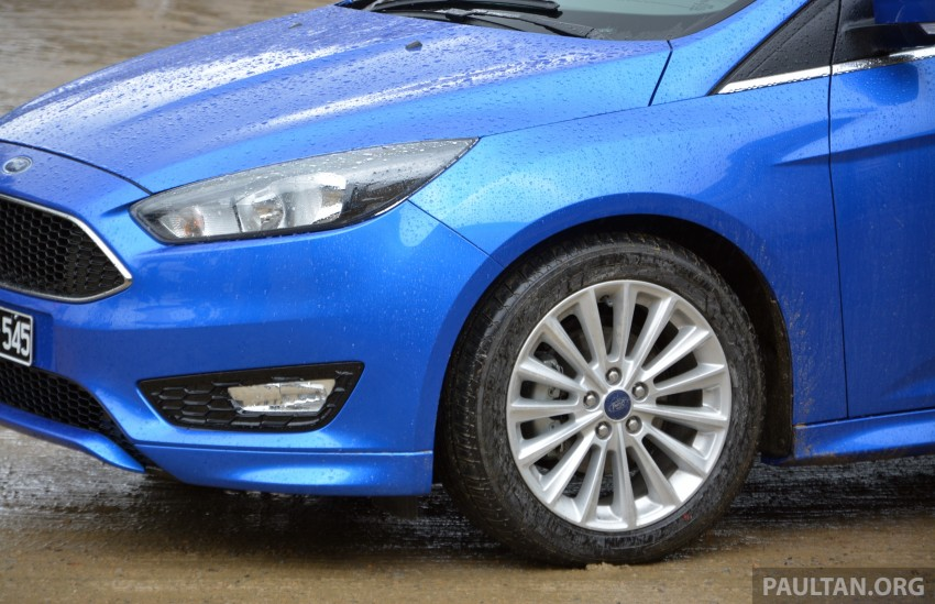 DRIVEN: C346 Ford Focus 1.5L EcoBoost in Adelaide Image #377366