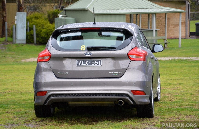DRIVEN: C346 Ford Focus 1.5L EcoBoost in Adelaide Image #377367