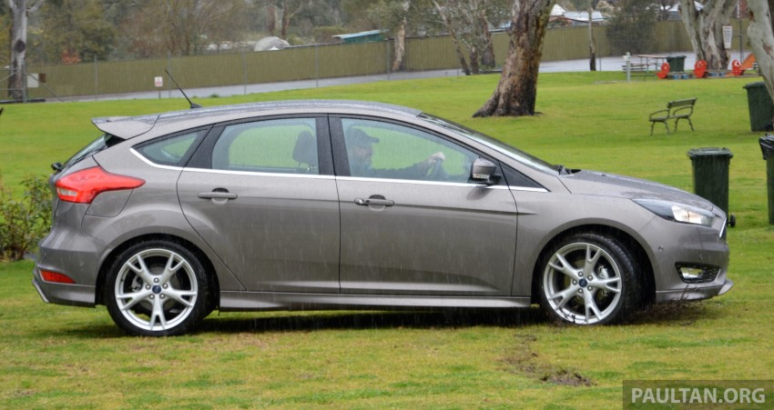 DRIVEN: C346 Ford Focus 1.5L EcoBoost in Adelaide Image #377368