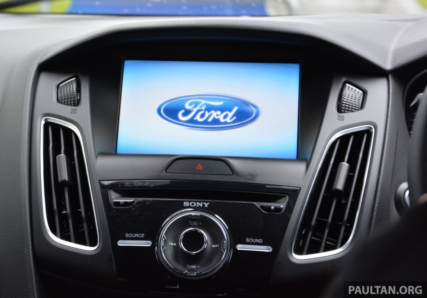 DRIVEN: C346 Ford Focus 1.5L EcoBoost in Adelaide Image #377380