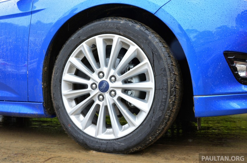 DRIVEN: C346 Ford Focus 1.5L EcoBoost in Adelaide Image #377388