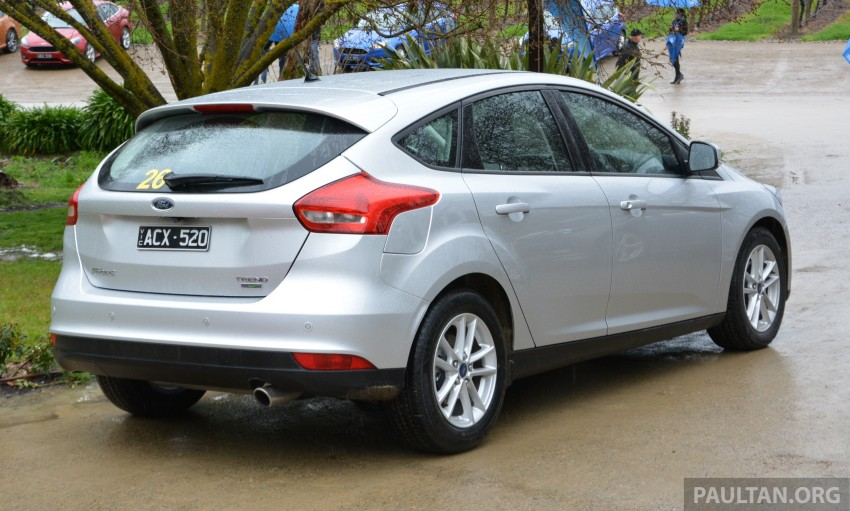 DRIVEN: C346 Ford Focus 1.5L EcoBoost in Adelaide Image #377389