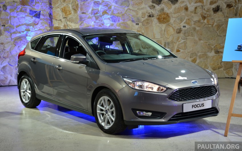 DRIVEN: C346 Ford Focus 1.5L EcoBoost in Adelaide Image #377310