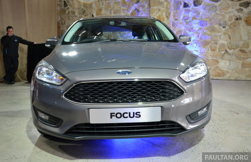 DRIVEN: C346 Ford Focus 1.5L EcoBoost in Adelaide Image #377311