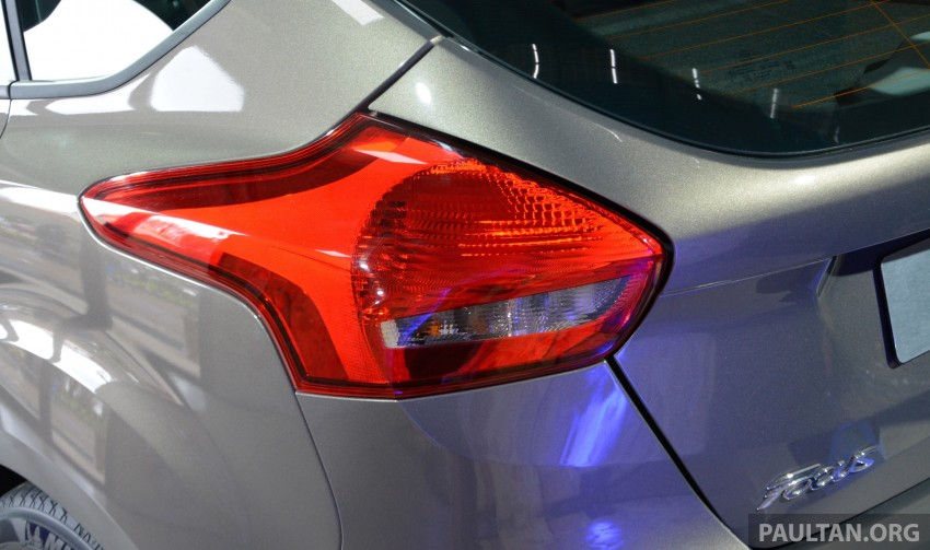 DRIVEN: C346 Ford Focus 1.5L EcoBoost in Adelaide Image #377317