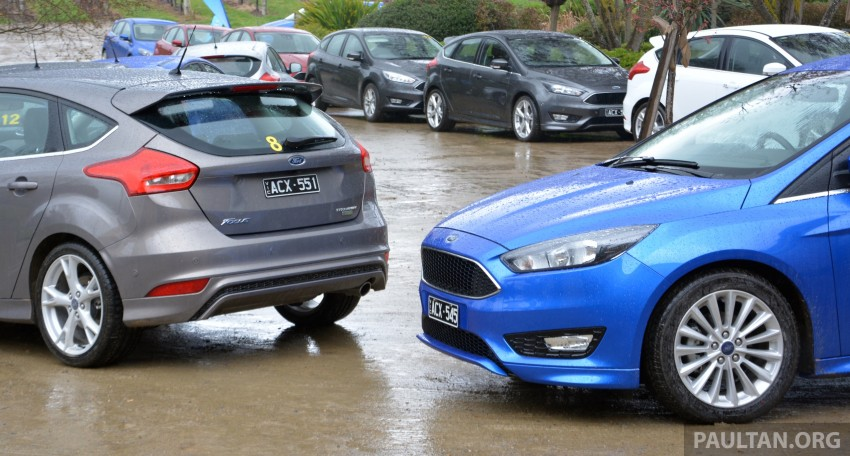 DRIVEN: C346 Ford Focus 1.5L EcoBoost in Adelaide Image #377326