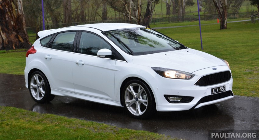 DRIVEN: C346 Ford Focus 1.5L EcoBoost in Adelaide Image #377327