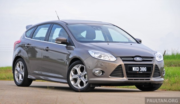 Ford Focus Pre Facelift Safety Recall In Australia Over Front