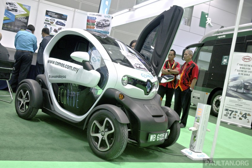 COMOS at E-Mobilia World 2015 – four new EV stations, 10 more by end-2015; 40 in total by 2017 Image #378680