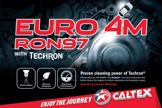 Caltex Euro 4M RON 97