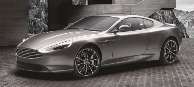 DB9 GT Bond Edition Front