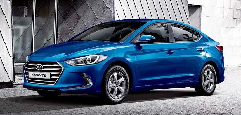 2016 Hyundai Elantra – sixth-gen unveiled in Korea Image #377913