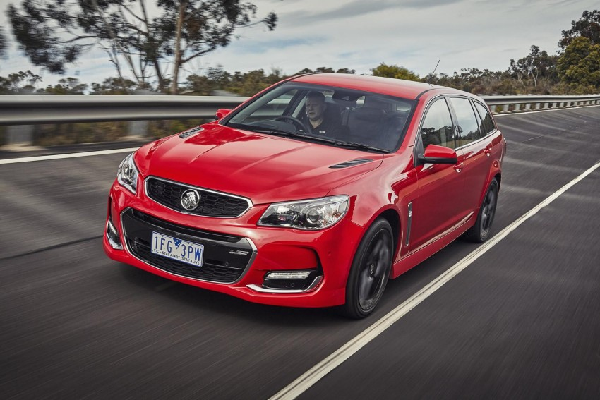 Holden Commodore VFII, the final Aussie-made series Image #378963