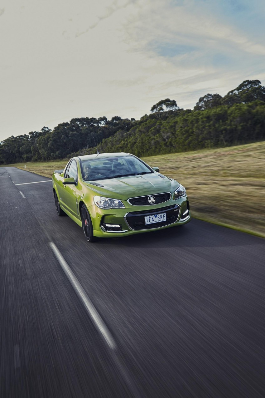 Holden Commodore VFII, the final Aussie-made series Image #378964
