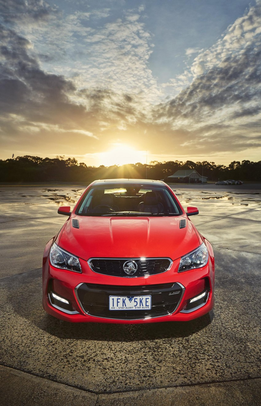 Holden Commodore VFII, the final Aussie-made series Image #378965