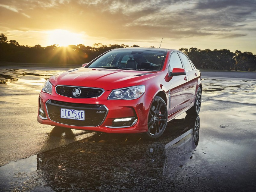 Holden Commodore VFII, the final Aussie-made series Image #378966