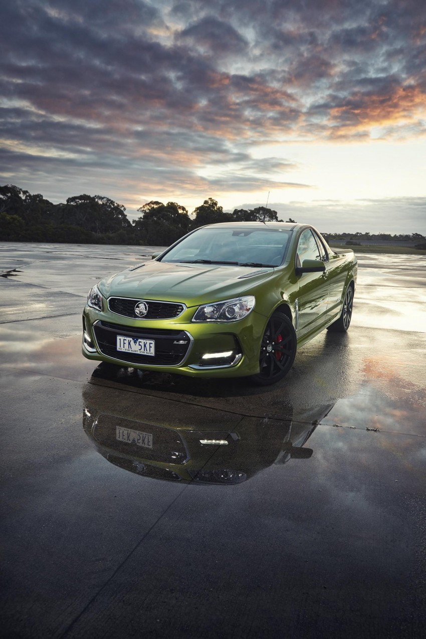 Holden Commodore VFII, the final Aussie-made series Image #378967