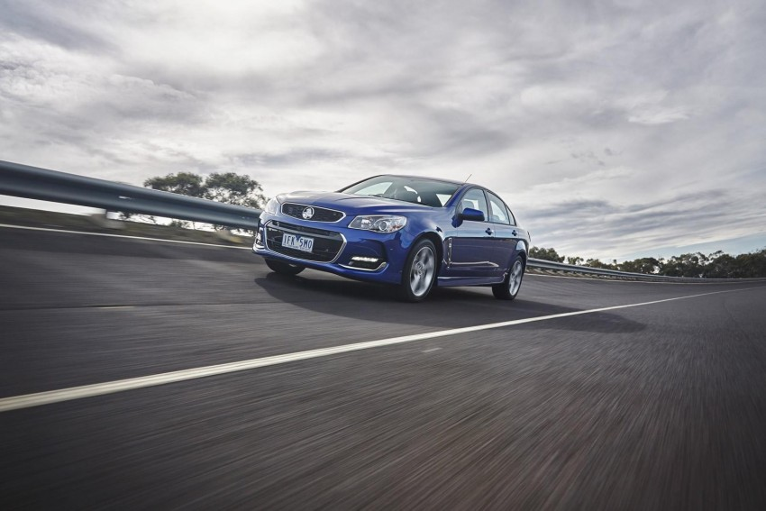 Holden Commodore VFII, the final Aussie-made series Image #378968