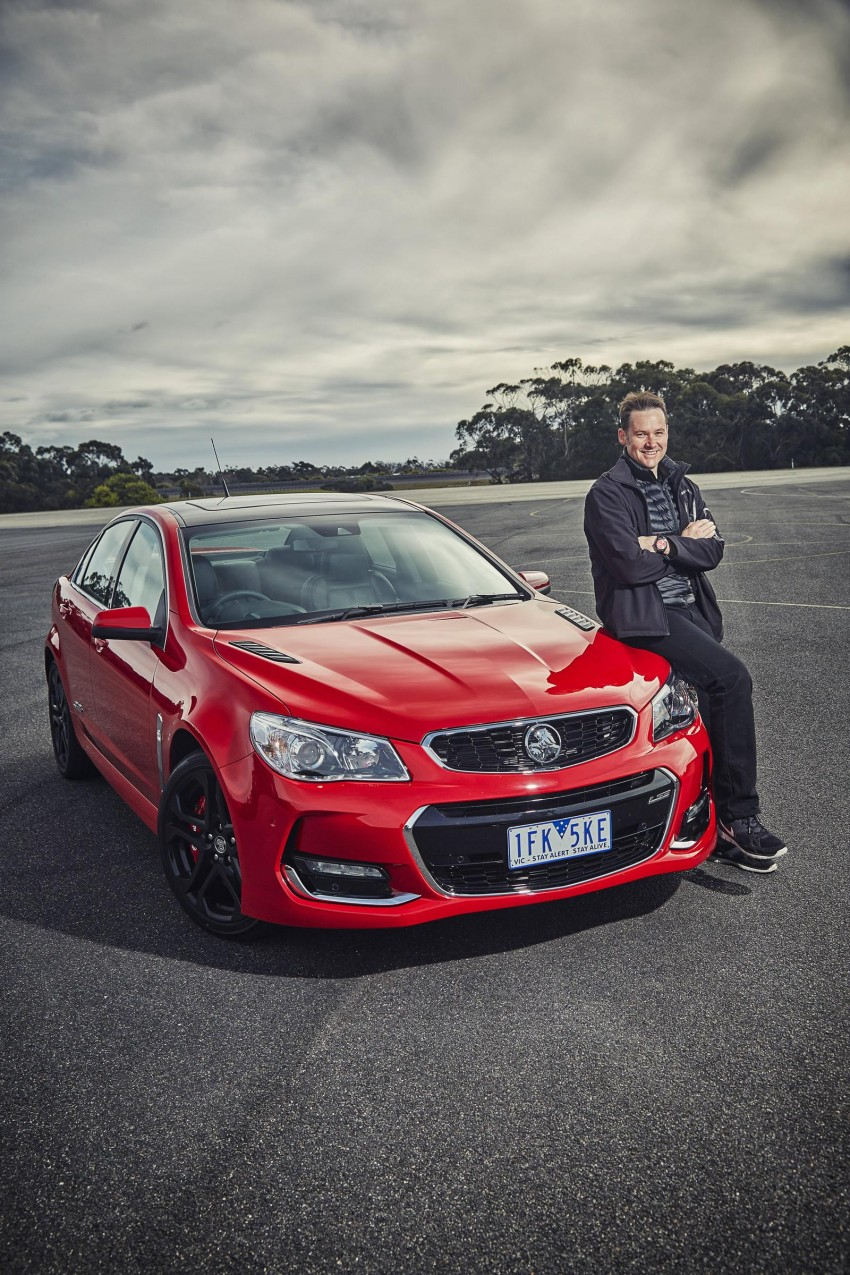 Holden Commodore VFII, the final Aussie-made series Image #378969