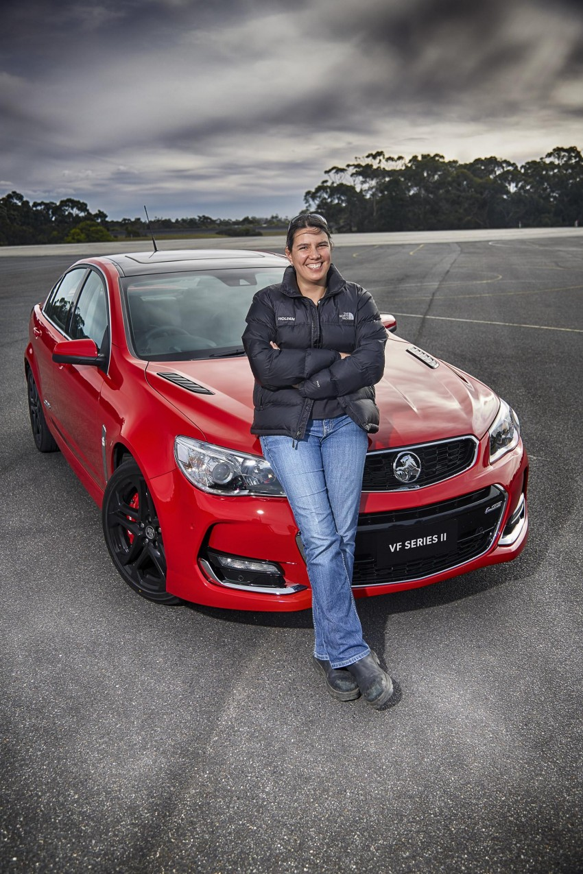Holden Commodore VFII, the final Aussie-made series Image #378970