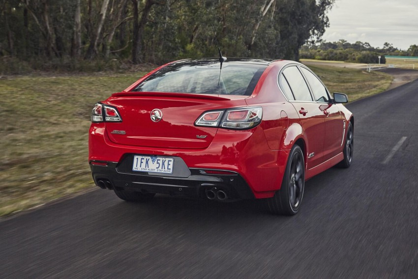 Holden Commodore VFII, the final Aussie-made series Image #378972
