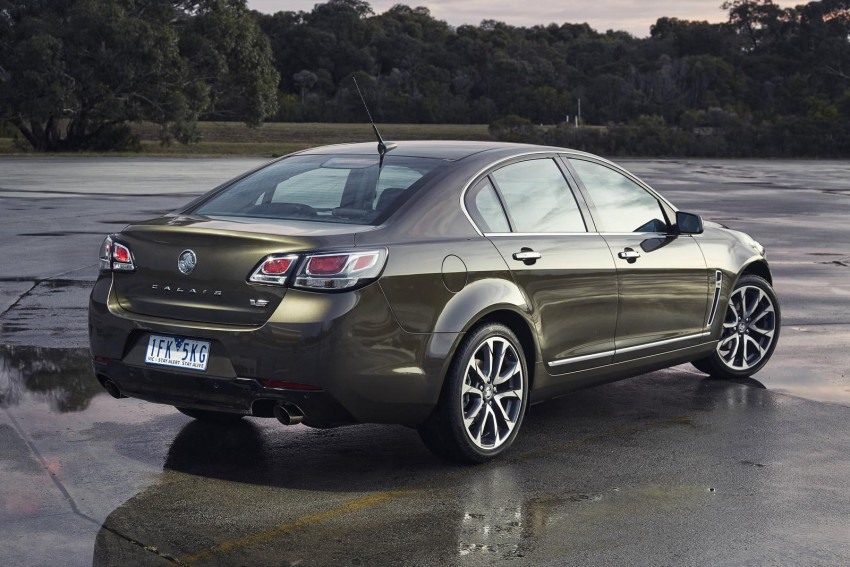 Holden Commodore VFII, the final Aussie-made series Image #378973