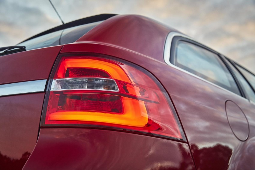 Holden Commodore VFII, the final Aussie-made series Image #378977