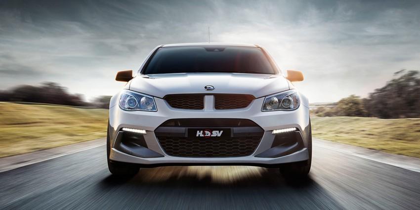 Holden HSV Gen-F2 range unveiled Down Under Image #382596