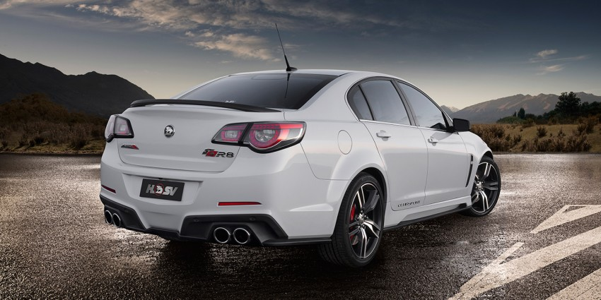 Holden HSV Gen-F2 range unveiled Down Under Image #382597