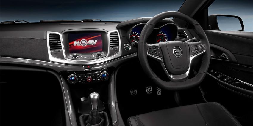 Holden HSV Gen-F2 range unveiled Down Under Image #382598