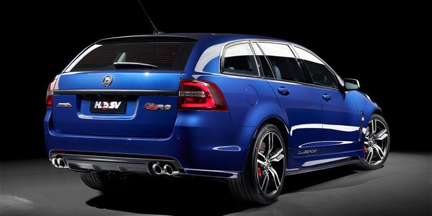 Holden HSV Gen-F2 range unveiled Down Under Image #382603