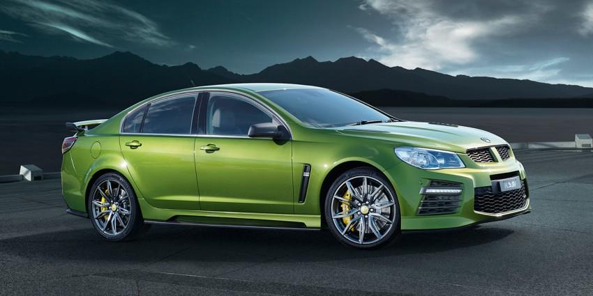 Holden HSV Gen-F2 range unveiled Down Under Image #382611