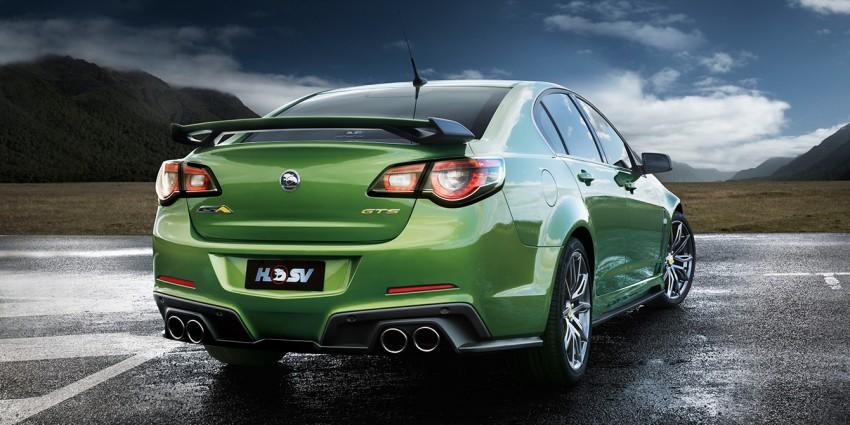 Holden HSV Gen-F2 range unveiled Down Under Image #382612