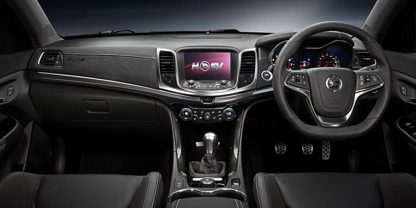 Holden HSV Gen-F2 range unveiled Down Under Image #382615